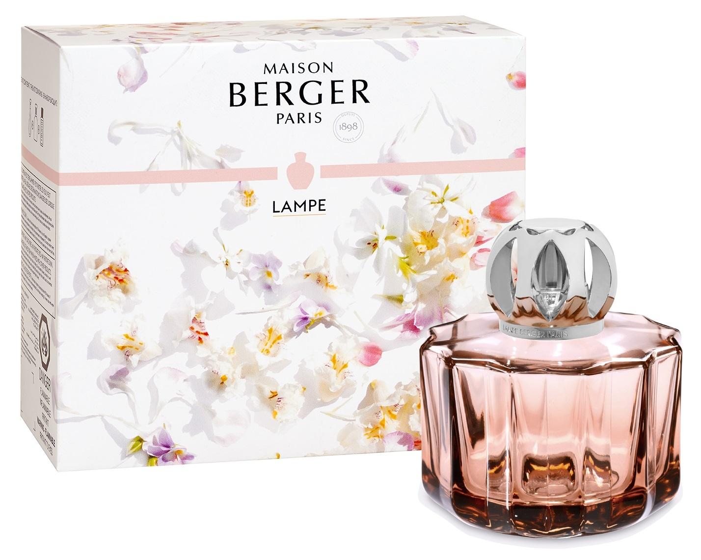 Set Berger lampa catalitica Poesy Gem Noire cu parfum Bouquet Liberty