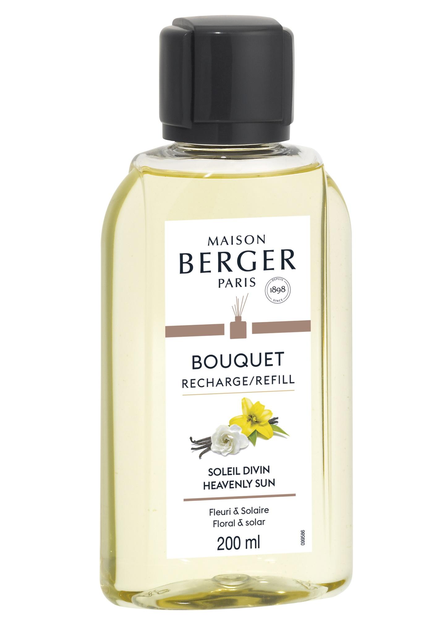 Parfum pentru difuzor Berger Soleil DIvin 200ml imagine