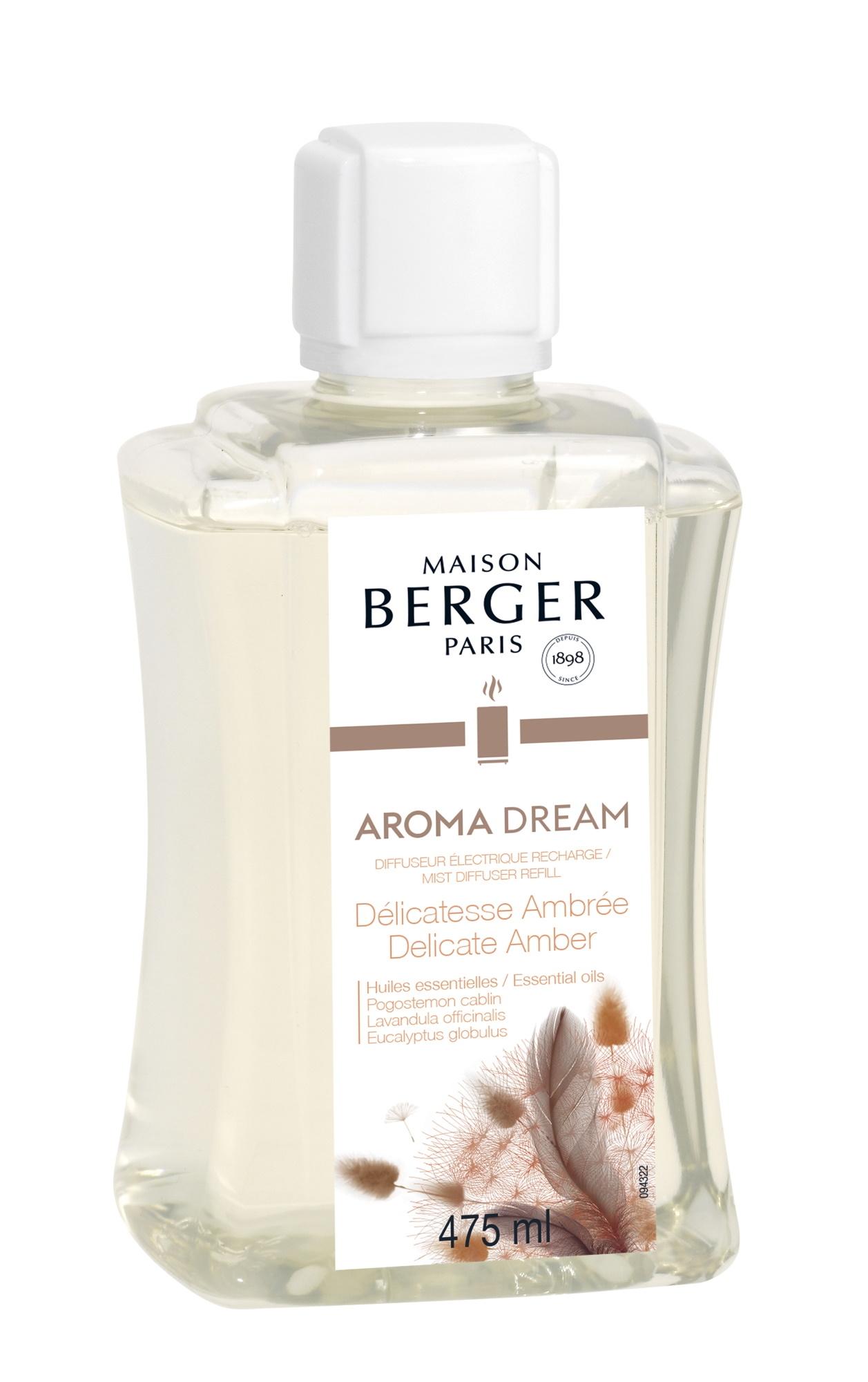 Parfum pentru difuzor ultrasonic Berger Aroma Dream 475ml poza