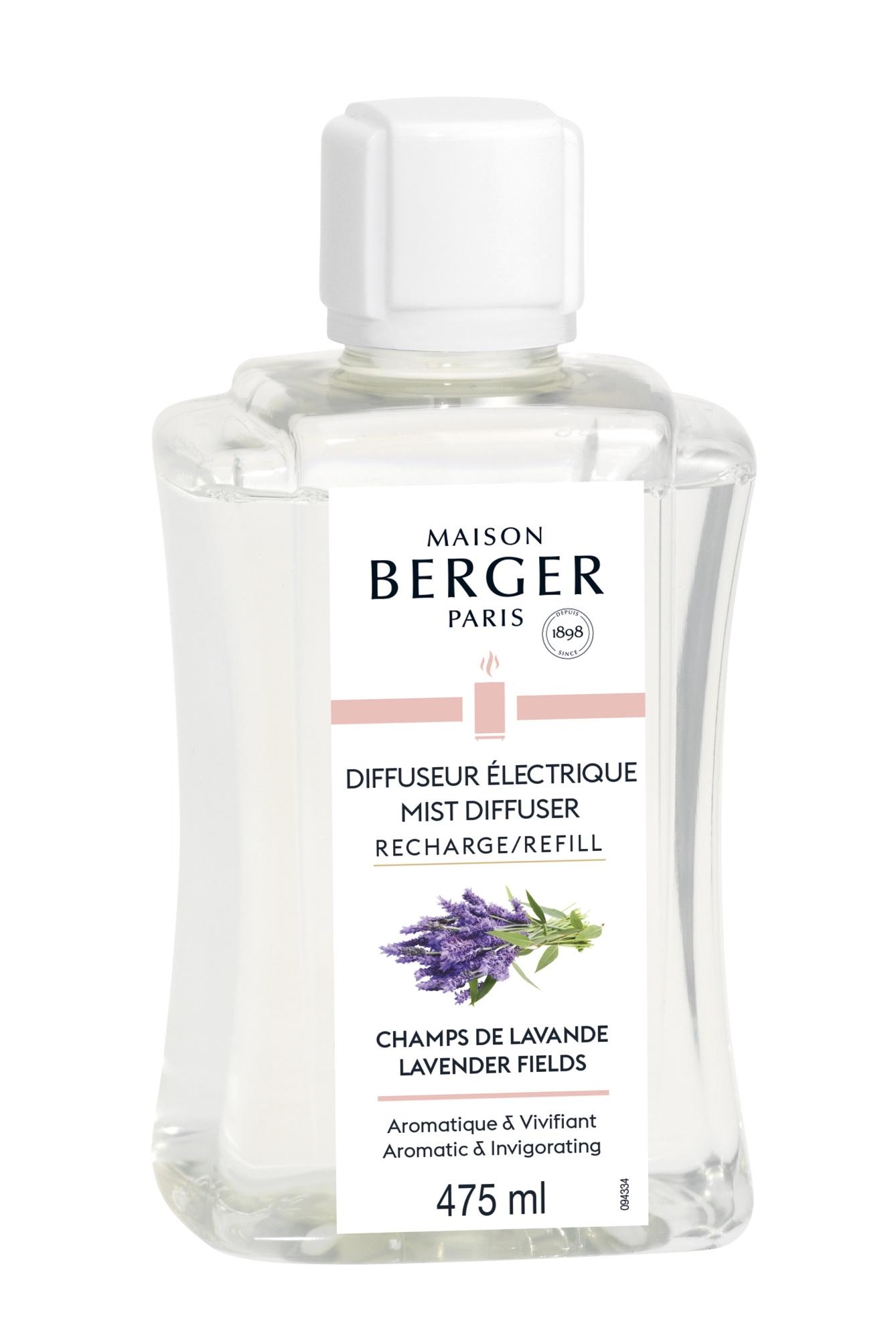 Parfum pentru difuzor ultrasonic Berger Champs de Lavande 475ml poza