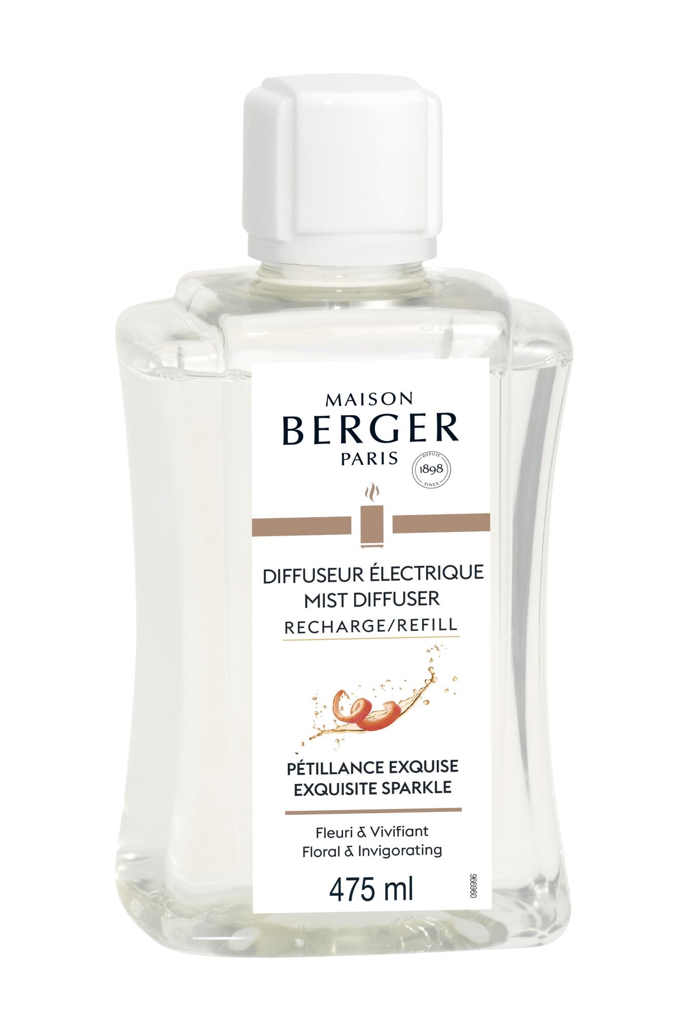 Parfum pentru difuzor ultrasonic Berger Petillance Exquise 475ml imagine