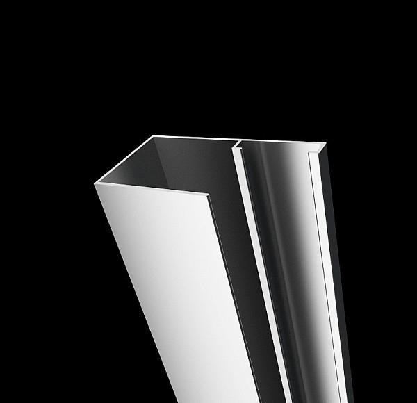 Profil de extensie tip U Radaway Torrenta 4cm poza