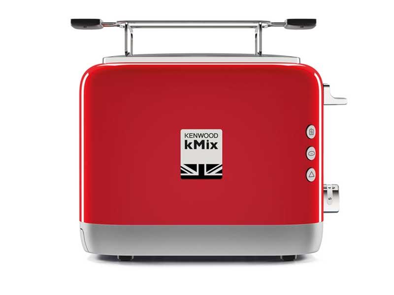 Prajitor paine Kenwood TCX751RD kMix 900W rosu