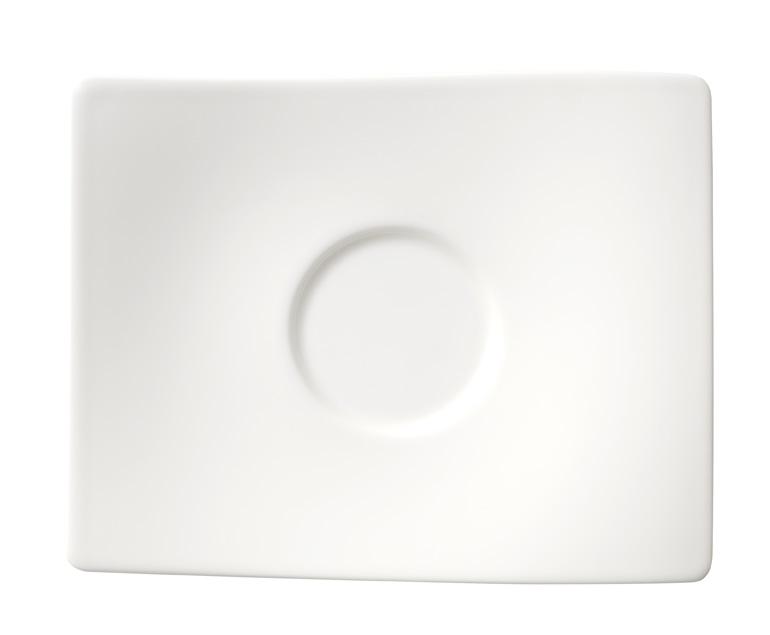 Farfuriuta pentru ceasca de cafea Villeroy & Boch NewWave 18x15cm poza