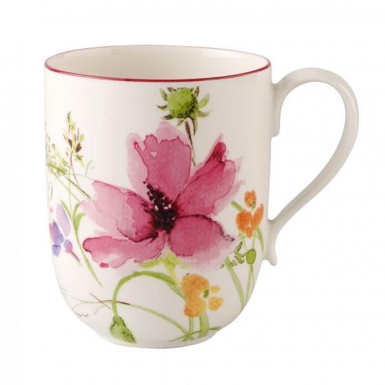 Cana latte macchiato Villeroy & Boch Mariefleur Basic 0.48 litri imagine