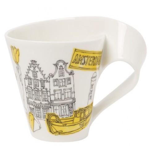 Cana Villeroy & Boch NewWave Caffe City Mugs Amsterdam imagine