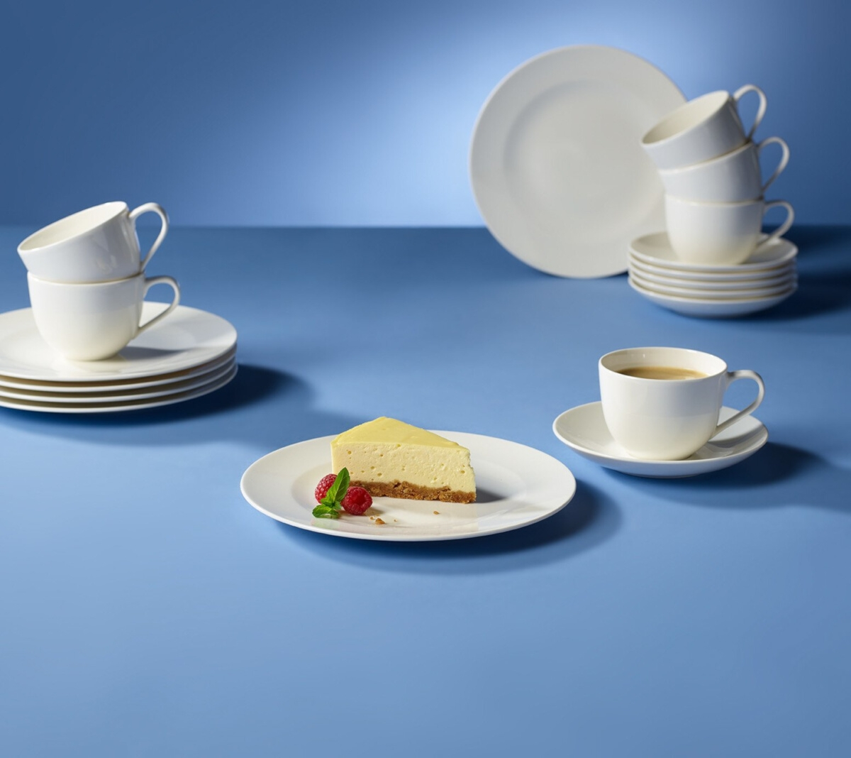 Set Villeroy & Boch For Me Coffee 6 Persoane 18piese