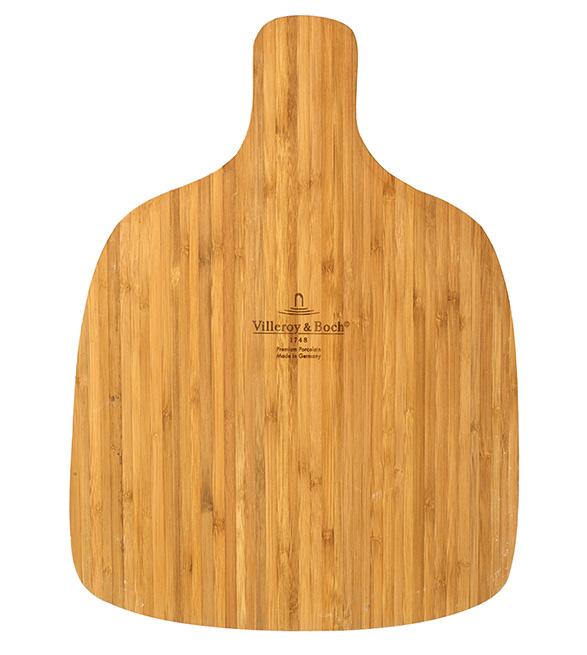 Spatula lemn pentru pizza Villeroy & Boch Pizza Passion 43x31 5x1cm poza