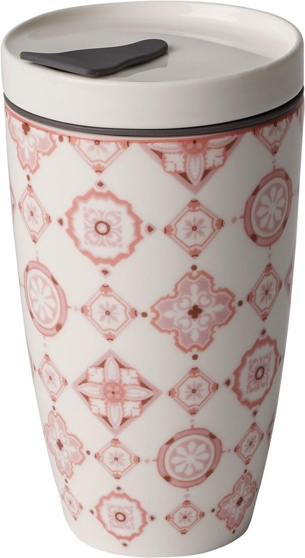 Cana pentru cafea Villeroy & Boch To Go 0.35 litri Rose poza