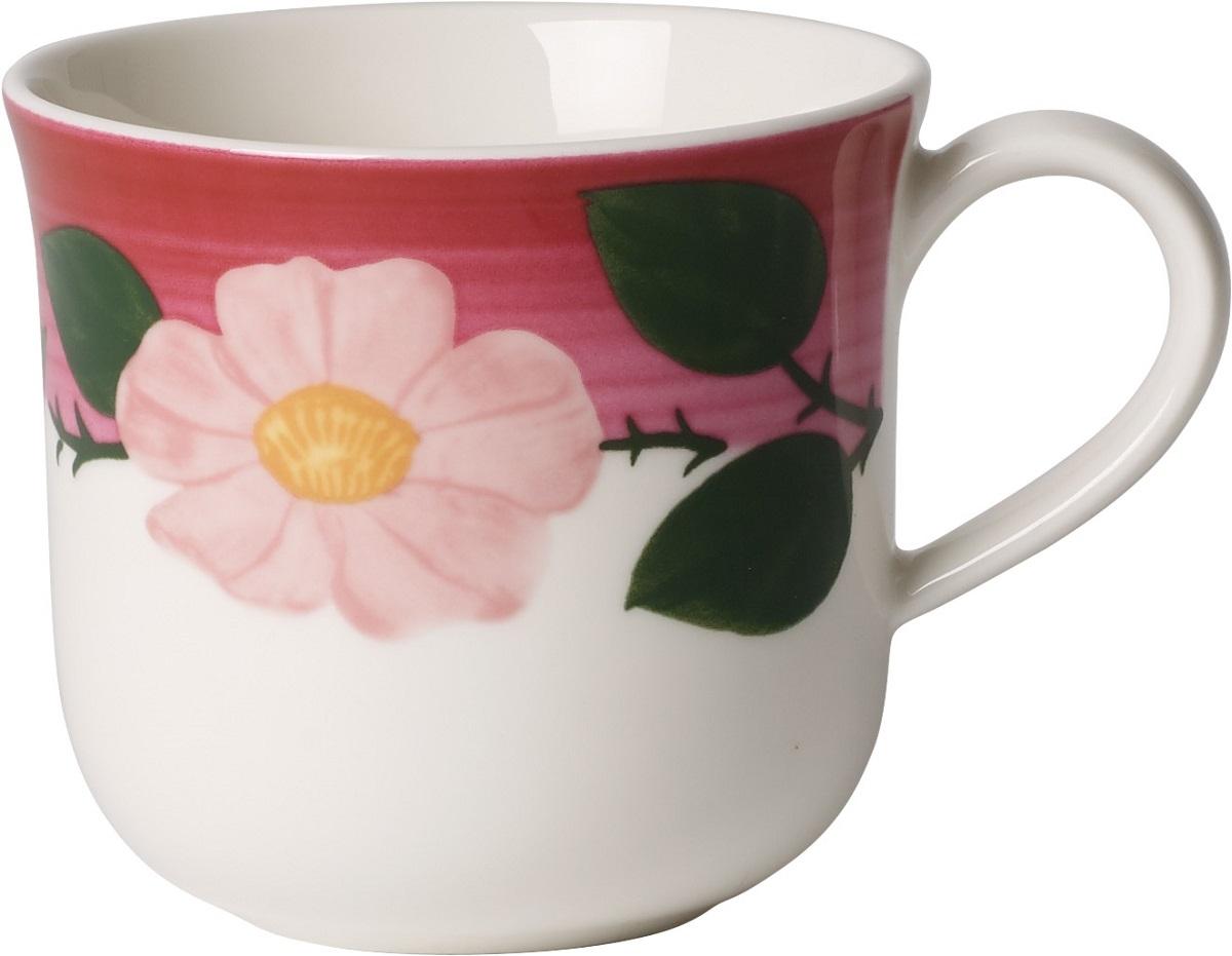Ceasca Villeroy & Boch Rose Sauvage Framboise 0.27 litri