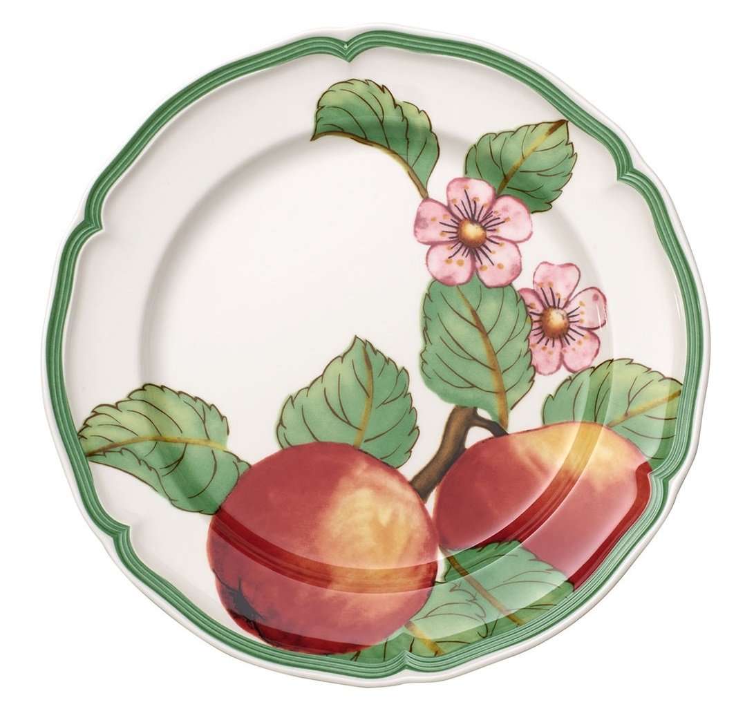 Farfurie plata Villeroy & Boch French Garden Modern Fruits Apple 26cm poza