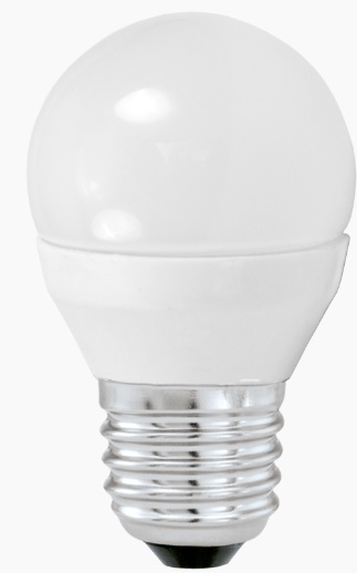 Bec LED Eglo 10762 E27 4W alb cald 3000K 15000h imagine sensodays.ro