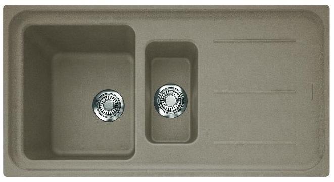 Chiuveta fragranite Franke Impact IMG 651 reversibila 970x500 tehnologie Sanitized Oyster