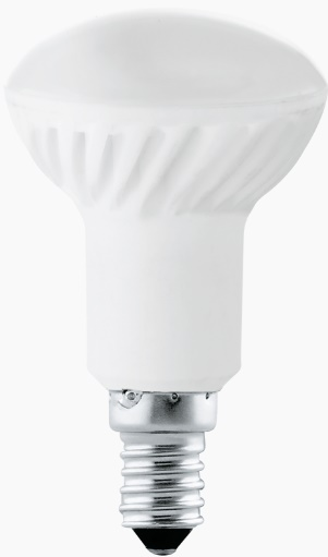 Bec LED Eglo 11431 E14 5W alb cald 3000K 15000h imagine sensodays.ro