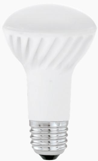Bec LED Eglo 11432 E27 7W alb cald 3000K 15000h imagine sensodays.ro