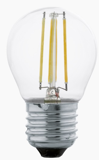 Bec LED Eglo 11498 E27 4W alb cald 2700K 15000h poza