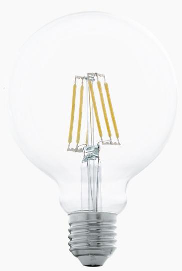 Bec LED Eglo 11502 E27 4W alb cald 2700K 15000h poza