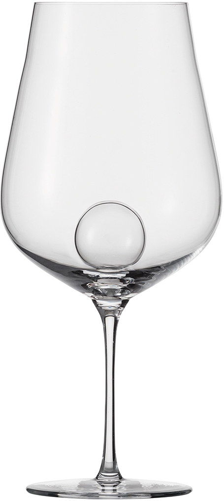 Pahar vin rosu Zwiesel 1872 Air Sense Bordeaux design Bernadotte & Kylberg 843ml imagine