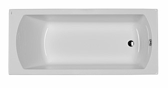 Cada baie rectangulara Kolo Perfect 180x80cm acril imagine