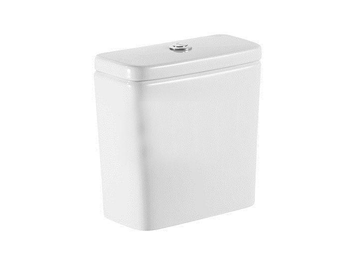 Rezervor wc Roca Debba cu dubla comanda si alimentare laterala poza