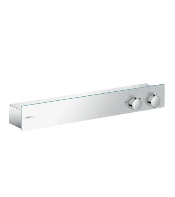 Baterie Dus Termostatata Hansgrohe Showertablet 600 Pentru Instalare Cu 2 Consumatori