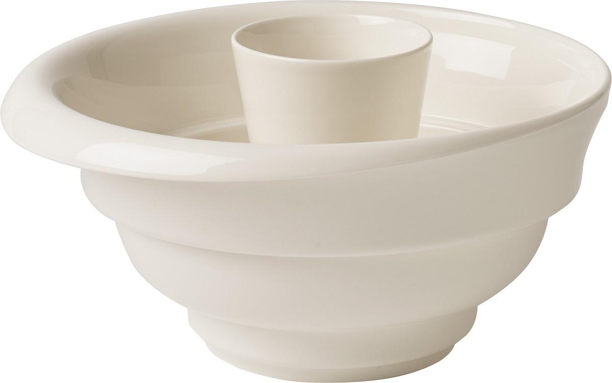 Set 2 forme ceramice pentru guguluf Villeroy & Boch Clever Baking 25cm poza