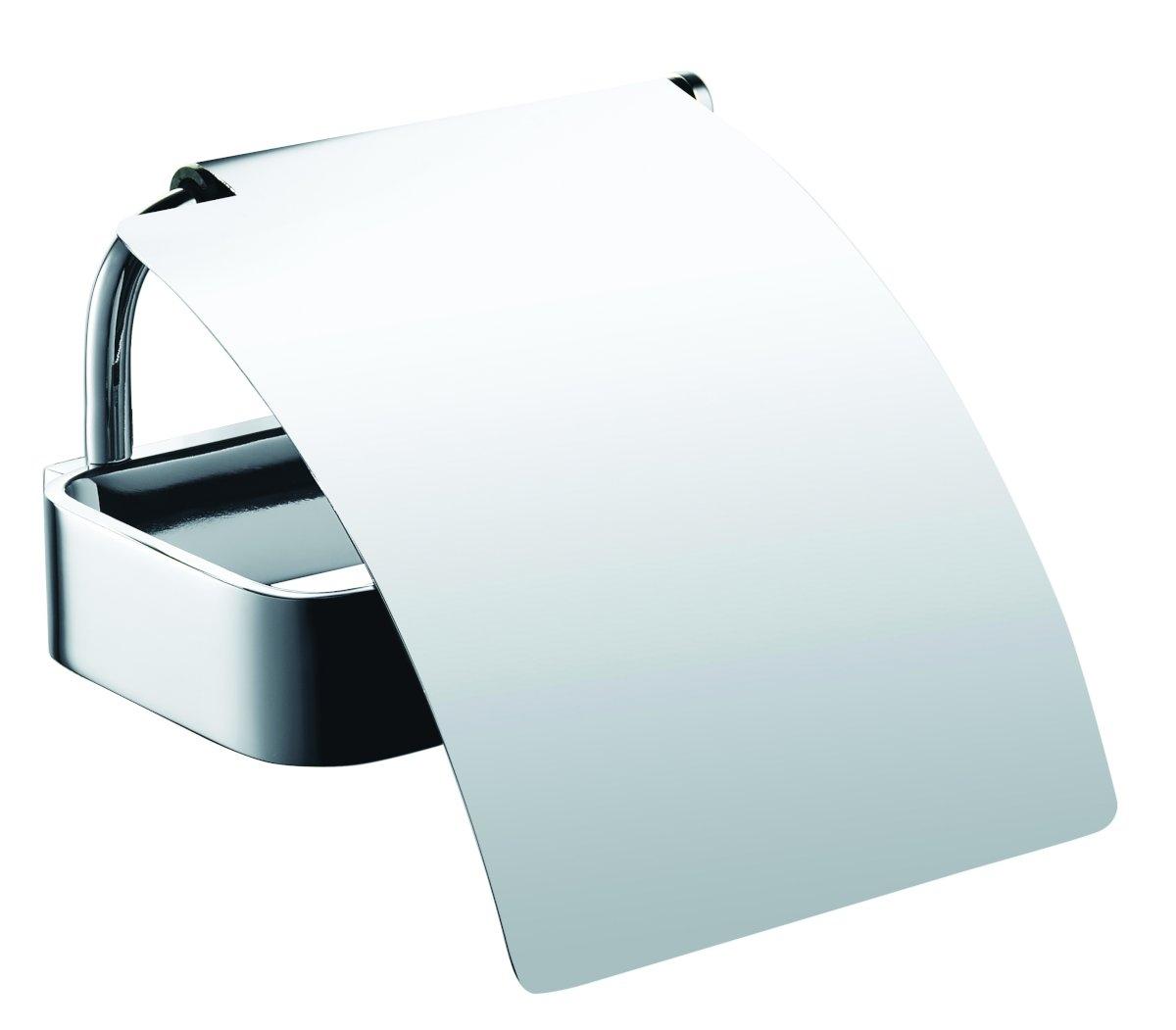 Suport hartie igienica cu aparatoare Bemeta Solo poza