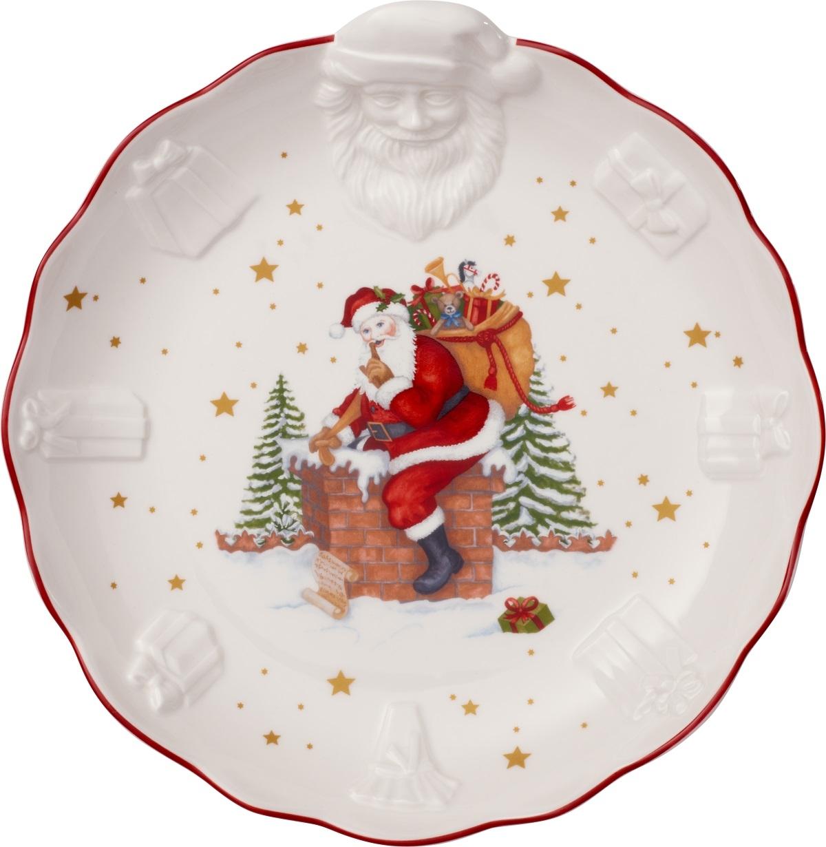 Bol Villeroy & Boch Toys Fantasy Santa 25x26cm poza
