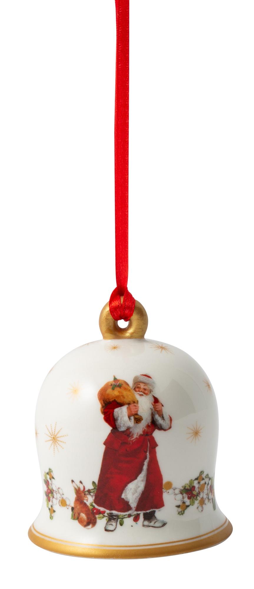 Decoratiune Villeroy & Boch Annual Christmas Edition Bell 2020 6x6cm poza