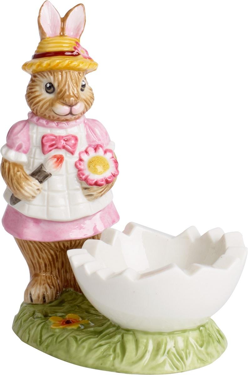 Cupa pentru ou Villeroy & Boch Bunny Tales Anna 9x5.5x10cm giftbox imagine