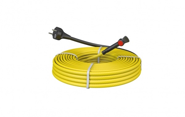 Cablu degivrare conducte cu stecher Magnum Ideal Anti-inghet 22 m - 220 W imagine