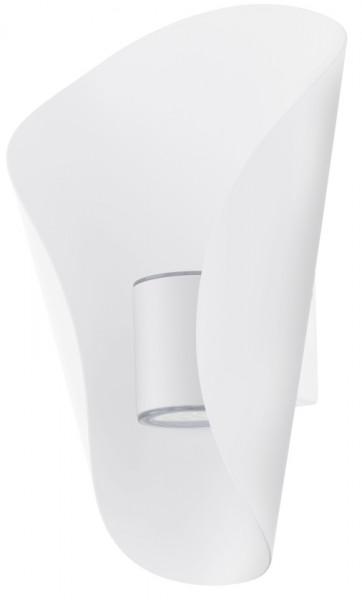 Aplica de exterior cu LED Eglo Modern Bosaro 2x2.5W 17x27x10.5cm inox imagine sensodays.ro