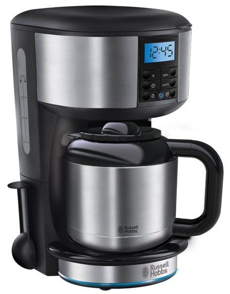 Cafetiera Russell Hobbs Buckingham Thermal 20690-56 1 litri negru-inox