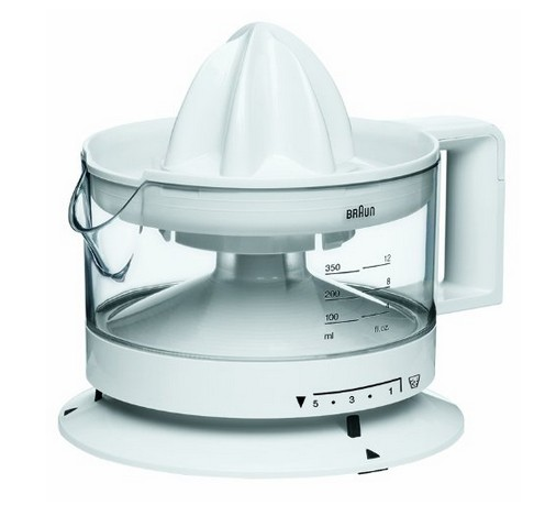 Storcator Citrice Braun Cj3000 Tribute 20w 350ml A
