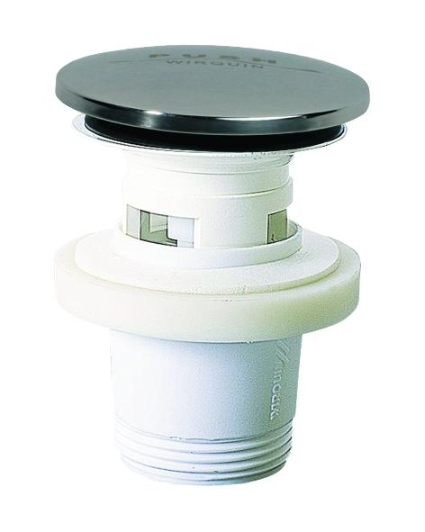 Ventil Wirquin PRO clapeta rotunda push-open 1 1/4 cu preaplin poza
