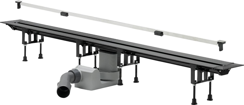 Pachet rigola dus Viega Advantix Vario cu capac ajustabil pe lungime 30-120 cm poza