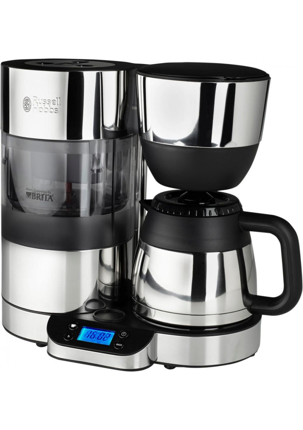 Cafetiera Russell Hobbs 20771-56 Clarity carafa termica filtru apa