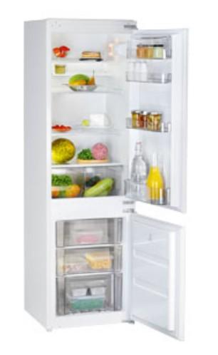 Combina frigorifica incorporabila Franke FCB 320/MSL SI A+ 286 litri clasa A+