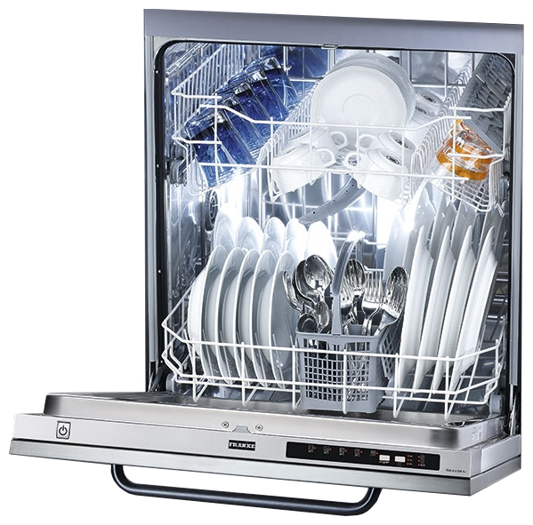 Masina de spalat vase incorporabila Franke FDW 613 DTS A+++ 13 seturi 9 programe clasa A+++ 60cm
