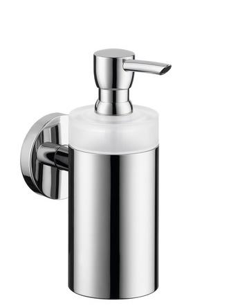 Dispenser sapun lichid Hansgrohe Logis imagine