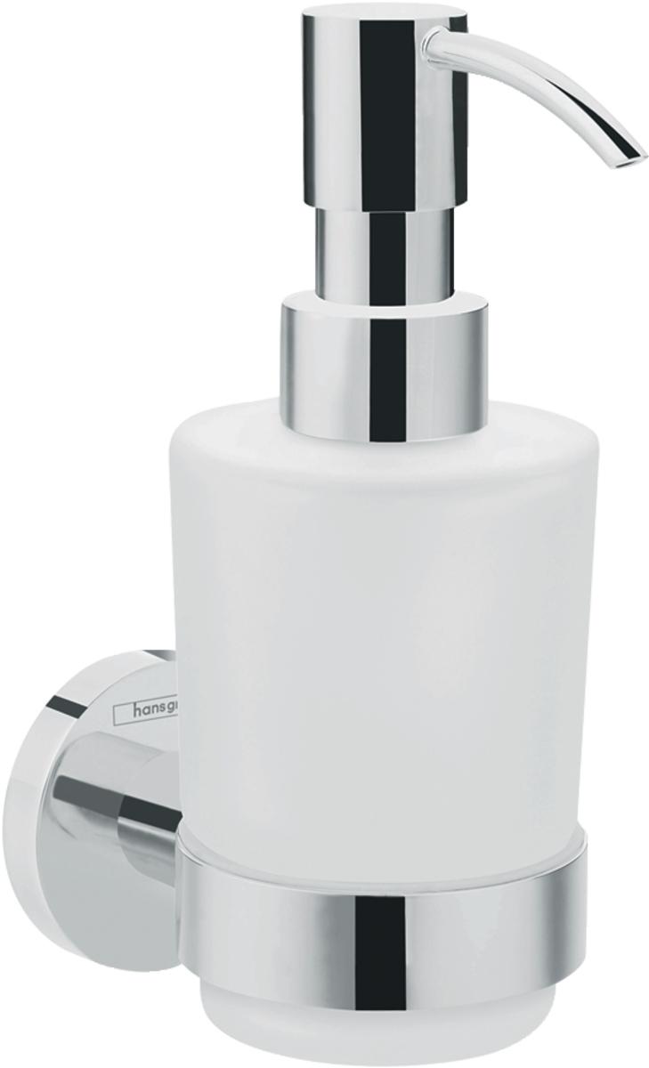 Dispenser sapun lichid Hansgrohe Logis Universal poza