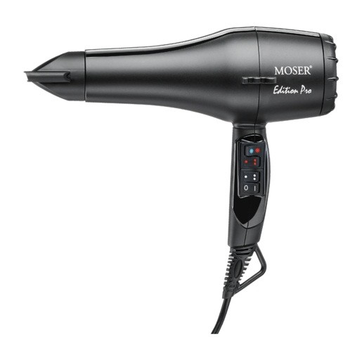 Uscator de par Moser Edition Pro 2100W negru