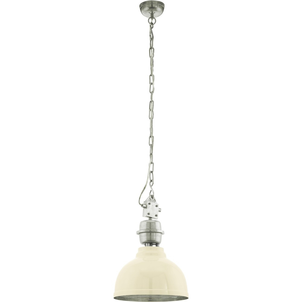 Pendul Eglo Vintage Grantham 1x60W h110cm bej