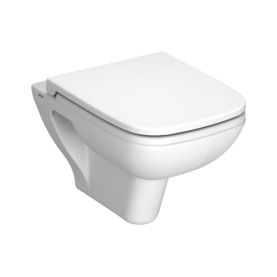 Vas WC suspendat Vitra S20 52cm cu functie de bideu poza