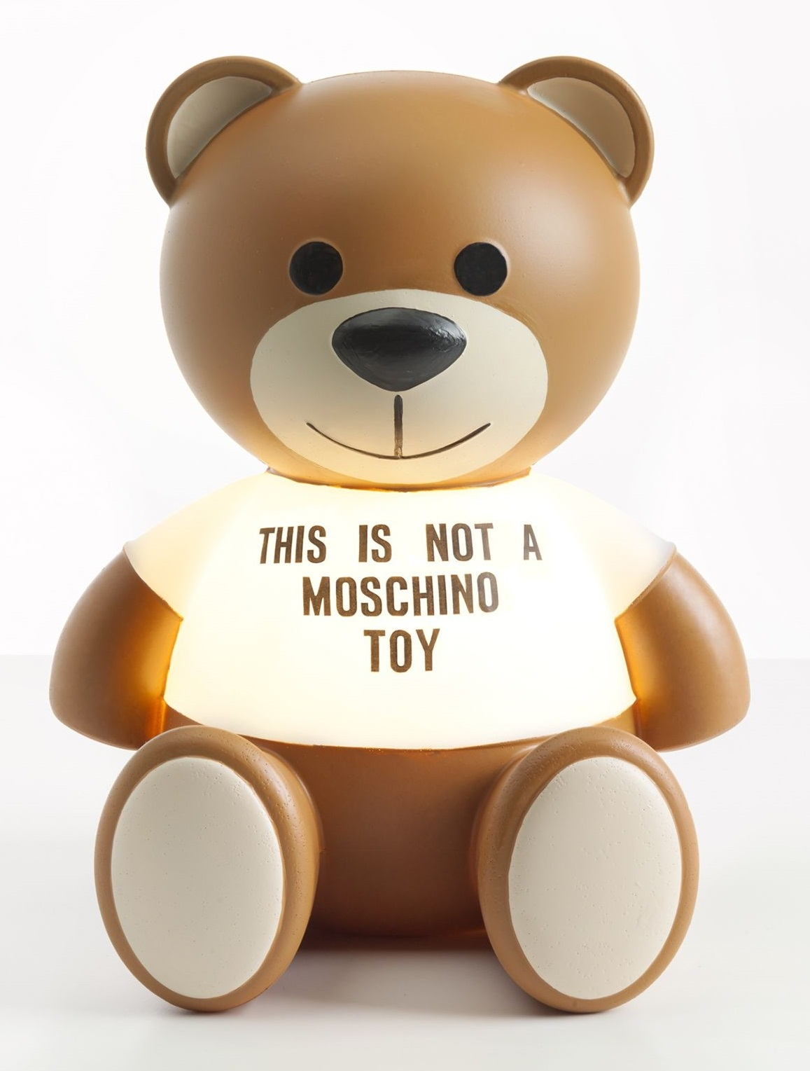 Veioza Kartell Toy - Moschino by Jeremy Scott LED 3.6W E14 h30cm