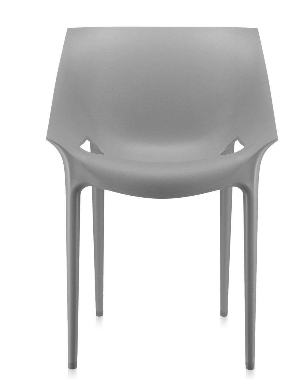 Scaun Kartell Dr. Yes design Philippe Starck & Eugeni Quitllet gri poza