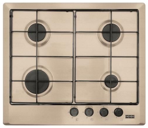 Plita Gaz Incorporabila Franke Multi Cooking Mercury 600 Fhmr 604 4g Oa E 4 Arzatoare 60cm Avena
