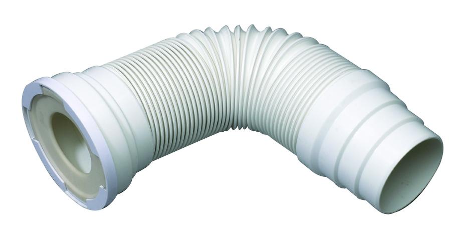 Racord WC extensibil Wirquin PRO armatura inox D93/100/110mm L650mm