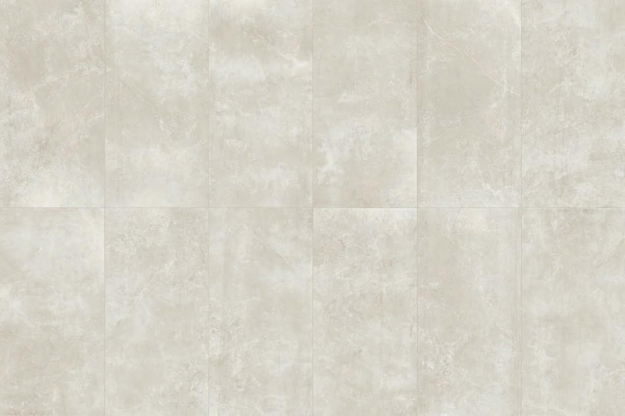 Gresie portelanata rectificata Iris Cube 60x60cm 9mm White