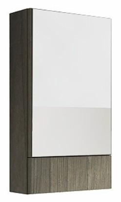 Dulap cu oglinda Kolo Nova PRO 49 3 x 85 x 17 6 cm finisaj gri poza